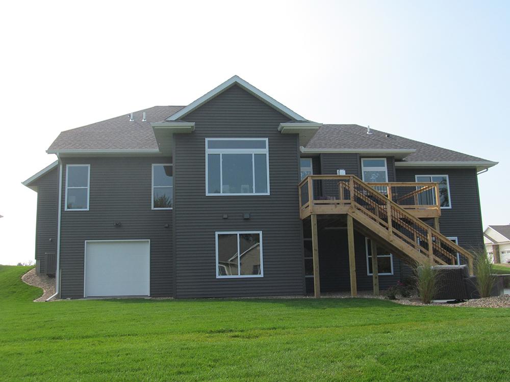 Photo gallery martin combs custom homes eastern iowa for Iowa home builders